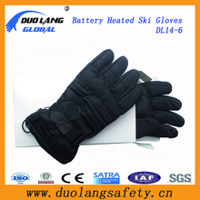 Electric Heated Gloves Motorcycle Rechargeable Battery Heated Gloves