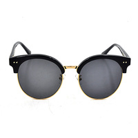 Italian brand men fashion top quality acetate sunglasses.