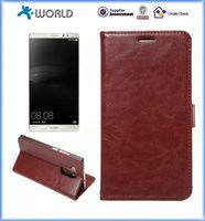Vintage full Leather Hard Case for Huawei mate 8