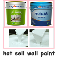 new products white emulsion paint with high quality and low price