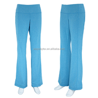 Ladies fit comfortable yoga long pants