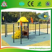 Chinese supplier beautiful amusement park games the names of playground equipment JMQ-J038E