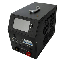 24v 600Ah constant power and current and PC Software analysis NICD and lead acid battery automatic charger