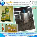 Hot selling with CE certificate good price mini rice bran oil refinery plant