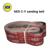 NES C-Y Silicon Carbide abrasive cloth floor sanding belts