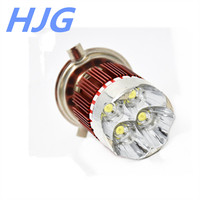 12W motorcycle led headlights 12v H4 led light bulb for motorcycle
