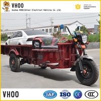 electric tricycle alloy wheel/rim spare parts/Avant-garde 3 wheel electric car with super big carrier for farm