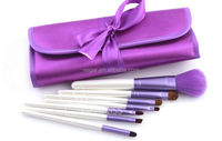 make-up brush set Top Grade Purple Makeup Brush