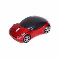 Promotional Racing Car 2.4G Wireless Mouse