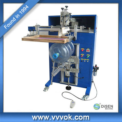 Best screen printing machine for plastic bottles