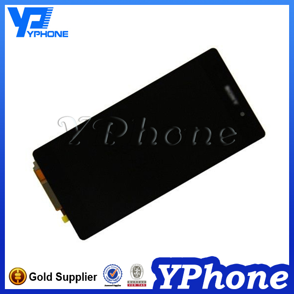 LCD for sony xperia z2 d6502 d6503 d6543 touch screen digitizer with good quality