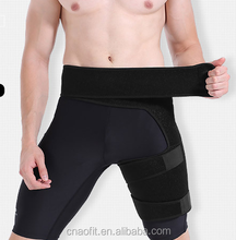 2017 Amazon best selling Thigh Wrap Adjustable Hip Support Neoprene Groin Support for Groin Strain