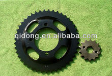 motorcycle sprocket kit/motorcycle transmission/motorcycle chain sprocket