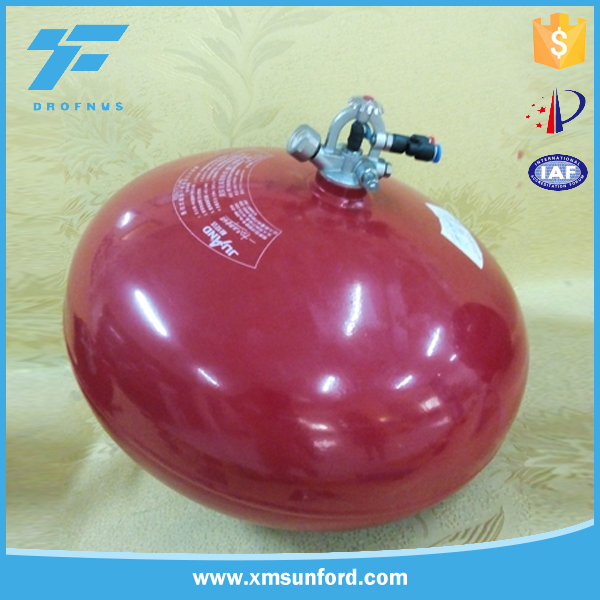 Dry Powder elide automatic emergency afo fire extinguisher ball