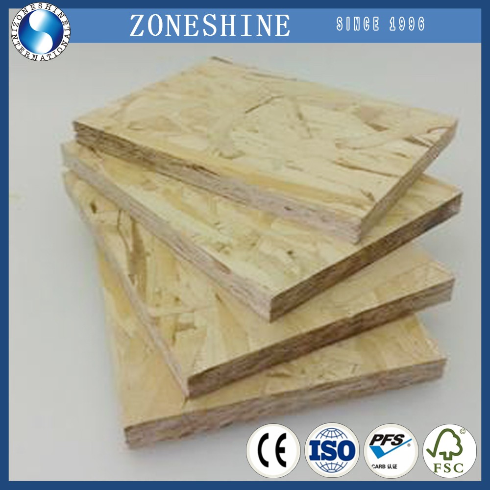 linyi constructional OSB 12mm/12mm package used OSB
