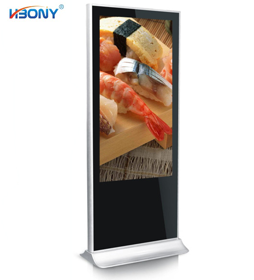 Promotion !!! new advertising innovation technology product PC kiosk stand touch screen lcd monitor ad player
