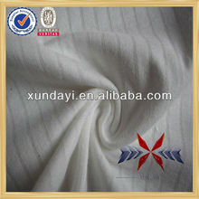 quick dry knitted polyester cotton airlayer fabric