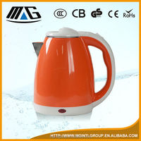 1.5L Classical plastic electric german kettle with tray set