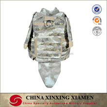 Camo Bulletproof armor comply with NIJ IIIA