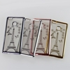 Luxury Eiffel Tower Electroplate Laser Carving TPU Crystal Clear Case For Huawei G9 Lite