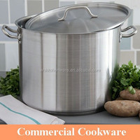 NSF Induction Ready Hotel & Restaurant 18 10 stainless steel cookware