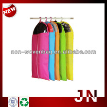 Colorful Non Woven Garment 2014 Foldable Travel Bag