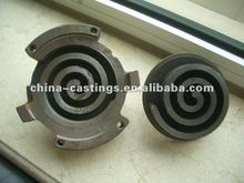 sand casting part bitzer compressor parts