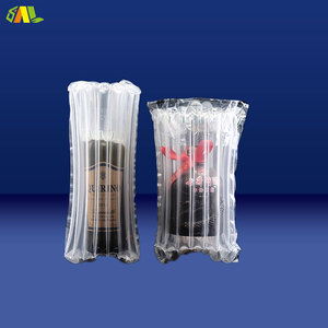 Custom Air Bags Packaging Inflatable Column Bag For Wine