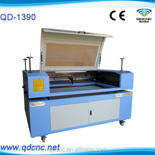 marble headstone laser engraving machine / photo picture laser engraving machine QD-1390