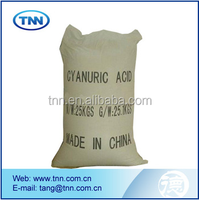Swimming Pool Treatment Chlorine stabilizer Raw material for TCCA/SDIC Cyanuric acid