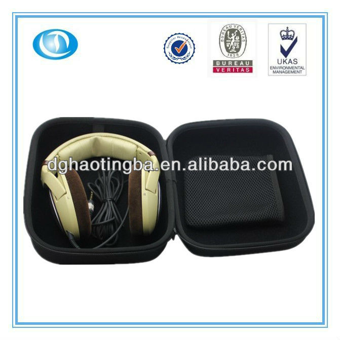 fashion waterproof headphone carry case