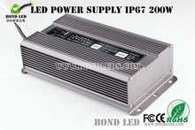 led power drivers 200w with UL SAA CE RoHS CB approved decoder for encrypted channels