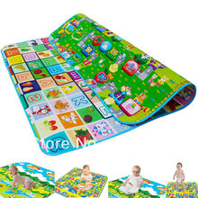EPE material kid play mat for children play games