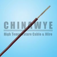 SIF 2.5mm industrial silicone rubber wire cable