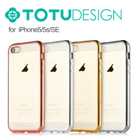 TOTU TPU phone case manufacturing for iPhone 5SE