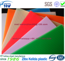 PP Hollow Coroplast Sheet