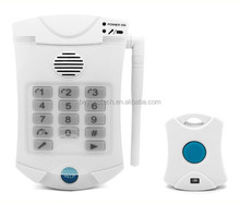 Independent Living Elderly Medical Alarm System with Pendant SOS Device
