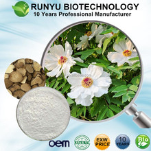 Free Sample Wholesale Paeonia extract peony extract with peony glucoside powder