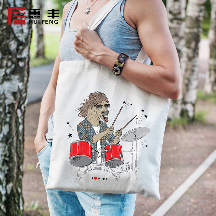 Guangzhou Utility Tote Bag Shopping Bag Canvas ,Tote Canvas Bag