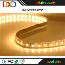 3528 warm white flexible smd led strip with very good factory price
