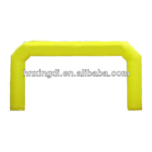 outdoor inflatable event arch inflatable entrance arch