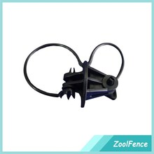 Best Quality Equipment For Sheep Farm Electric Fence Plastic Black Y-Post Insulator