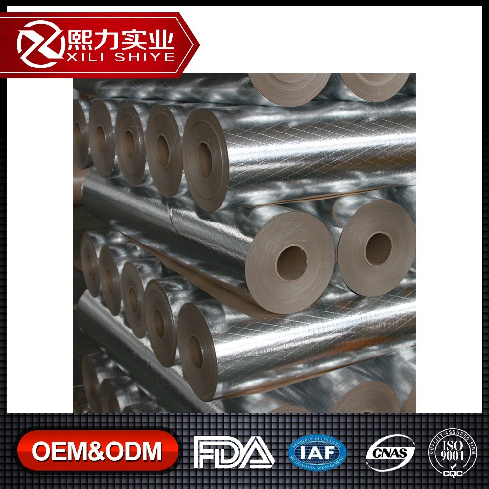 Custom Design Direct Factory Price Aluminum Foil Backed Foam Insulation Blanket