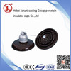 120KN electrical suspension porcelain disc insulator