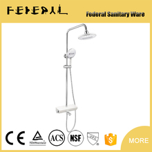 European market deck Mounted shower Faucet For Solar Hot Water Shower