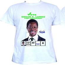 2016 Campaign election photo print 100%cotton t-shirt