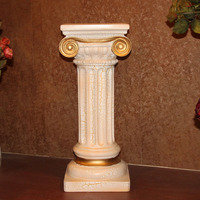 GYY-112 Interior and Outdoor decorative roman carved marble pillar,stone column