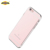 No moq transparent tpu back case cover for iphone 6 tpu phone cover