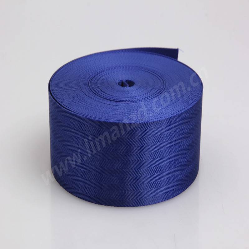 herringbone nylon bias /ribbon 47MM customized