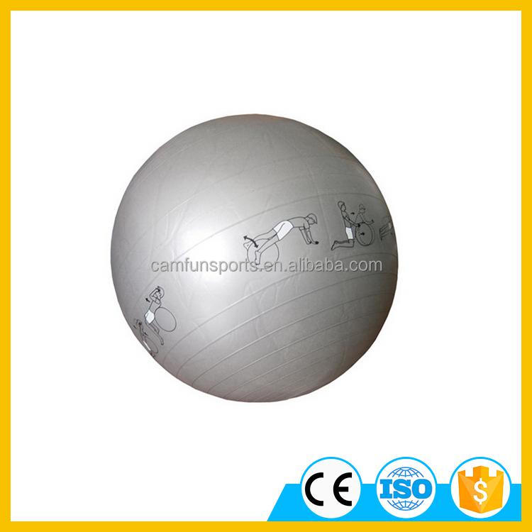 Excellent-performance professional gym barbed massage yoga ball